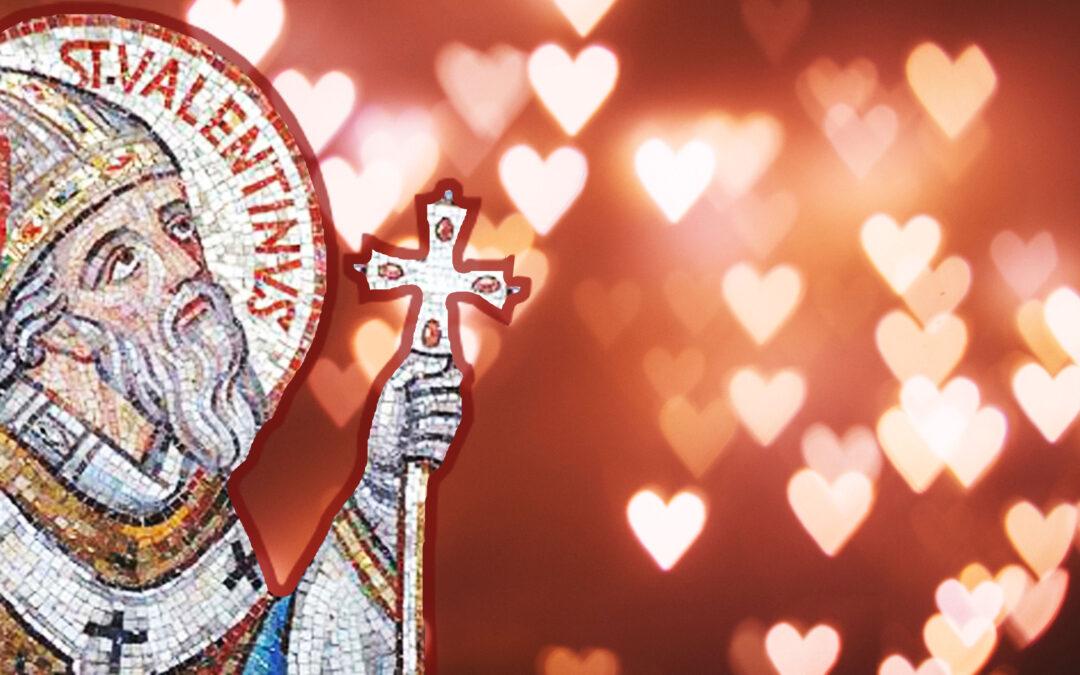 Sans Valentin mais pas sans rituel